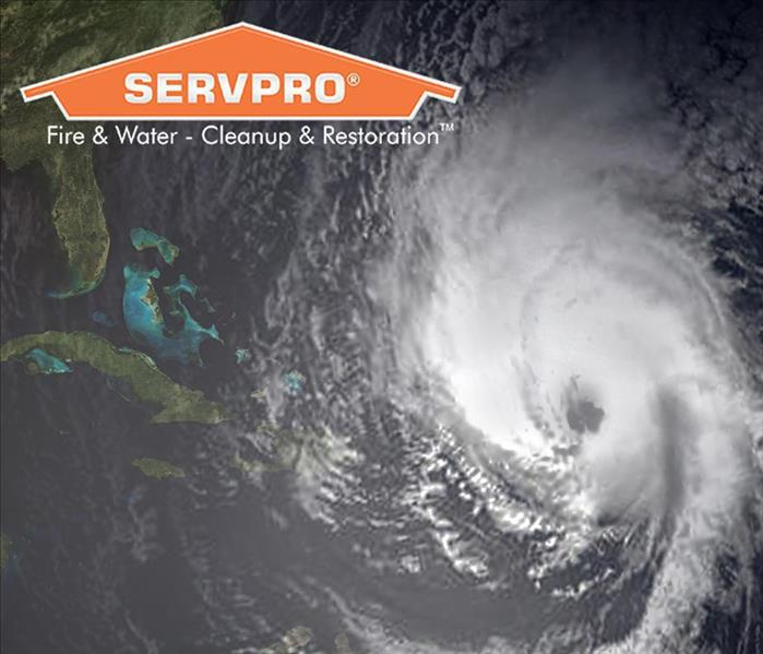 Storm Damage Hurricane Season Begins June 1st and SERVPRO is Ready!